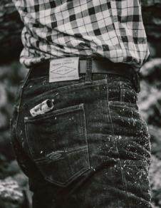 Bullbuck Double Front Jeans