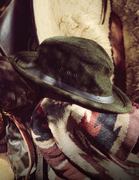 Wool Packer Hat