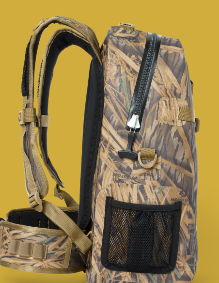 Camo Dry Backpack